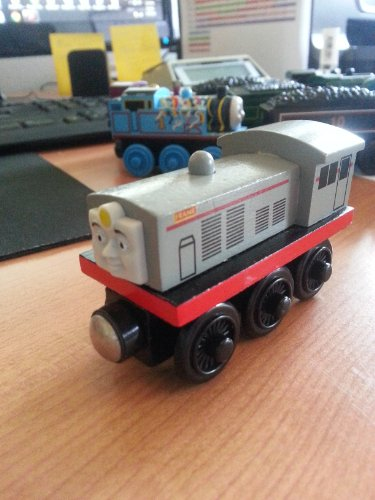 Learning Curve Thomas the Tank Engine Wooden Railway - Frank