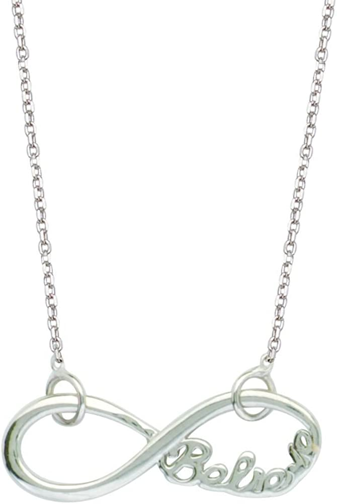 Sterling Silver East 2 West Anchor Adjustable Necklace