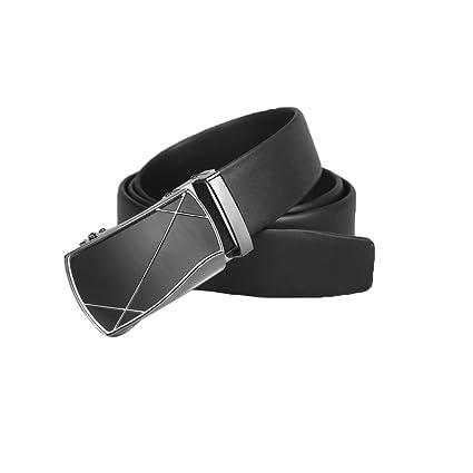 Dall Cinturones Cinturones para Hombres Hebilla Automática Cinturón De  Cintura Cinturón De Trinquete Cuero De Hombres 86c3a267d27b