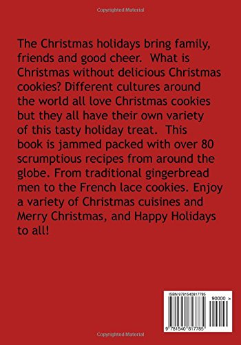 Christmas Cookies Recipes From Around The World Laura Sommers