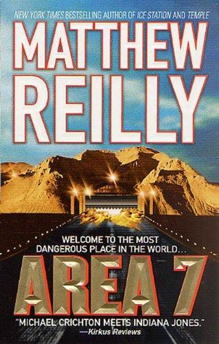 - Area 7: A Shane Schofield Thriller
