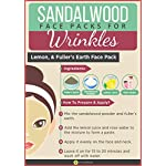 Natural Health and Herbal Products of Natural Sandalwood Powder for Face pack, Face Masks and for Natural white Skin Care Products – 100 gm