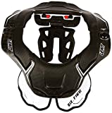 Leatt DBX 6.5 Neck Brace (Carbon/White, Large/X-Large)