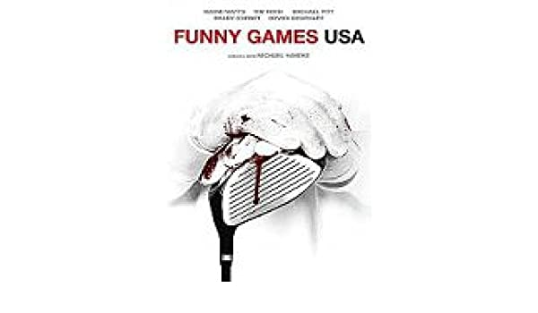 Film-x (Funny Games) (Versión checa): Amazon.es: Cine y Series TV