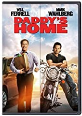 "DADDY'S HOME"" follows a mild-mannered radio executive (Ferrell) who strives to become the best stepdad to his wife's two children, but complications ensue when their freewheeling and freeloading real father (Wahlberg) arrives, forcing him to ..."