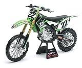 New Ray Ray 1:6 Scale Kawasaki TwoTwo Dirt Bike Chad Reed...