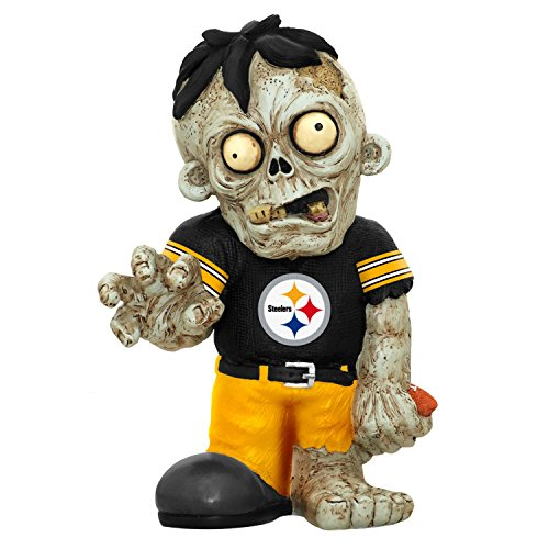 Pittsburgh Steelers Gnome (Pittsburgh Steelers Resin Zombie Figurine)