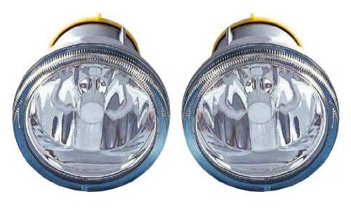 CITROEN C2 2003-3010 FRONT FOG LIGHTS LAMPS 1 PAIR