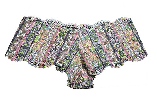 Used, Victoria's Secret Women's Multi-Color Floral Crochet for sale  Delivered anywhere in USA