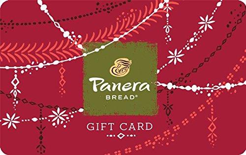 Amazon Com Panera Bread Garland Gift Cards E Mail