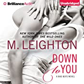 Down to You: The Bad Boys, Book 1 | M. Leighton