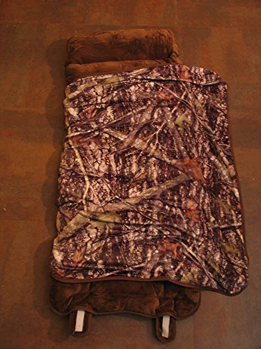 Ozark Mountain Kids Minky Nap Mat True Timber B012JIF8OI