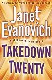 """""""Takedown Twenty A Stephanie Plum Novel"""" av Janet Evanovich"""