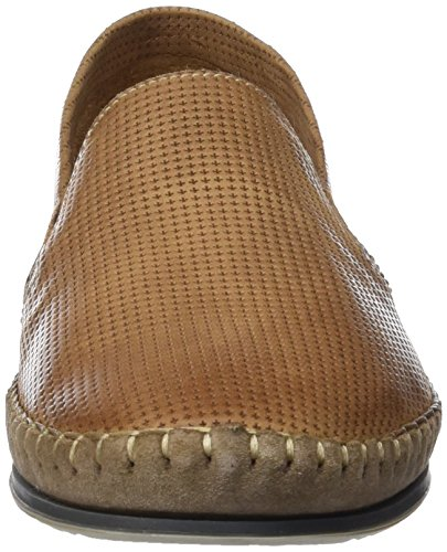 Mocassini Bahamas Fluchos Brown Marrone Uomo zvZqfZw6