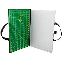 Omnigrid 12-Inch-by-18-Inch Fold-Away Portable Cutting & Pressing Station