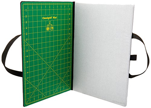 Omnigrid 12-Inch-by-18-Inch Fold-Away Portable Cutting & Pressing - Pressing Pad