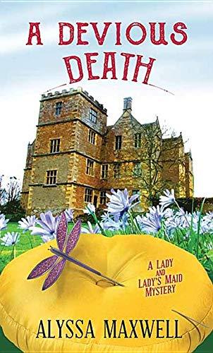 Book Cover: A Devious Death