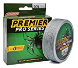 KMBEST Pro series-Braided Fishing Line, Abrasion Resistant Braided Lines, High Sensitivity and Zero Stretch-4 Strands Smaller Diameter (Gray, 40 LB (18.1KG) 0.33mm-110 Yds) Review