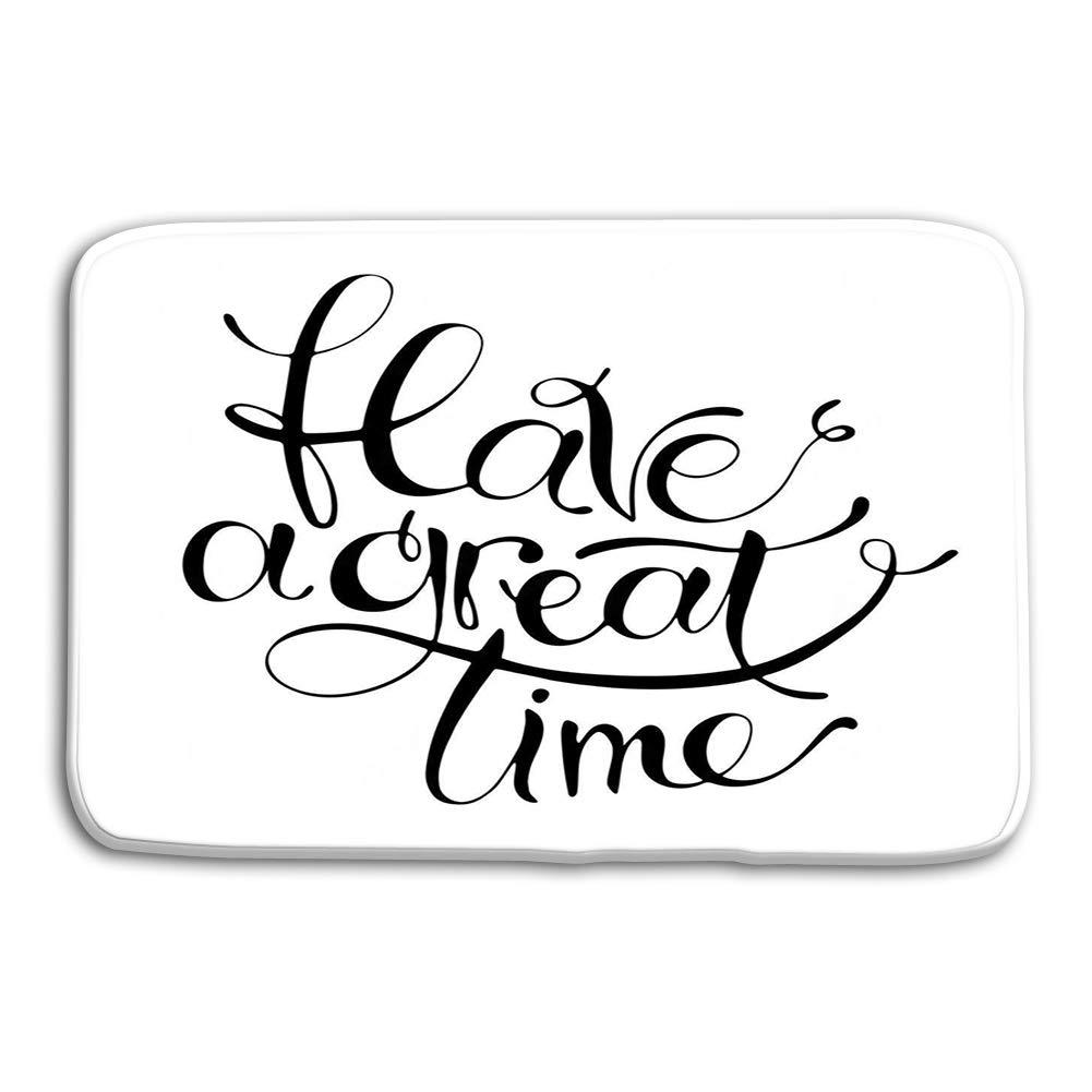 vbndgfhjd Doormat Indoor Outdoor Hand Drawn Vector Lettering ...