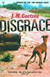 Front cover for the book Disgrace by J.M. Coetzee