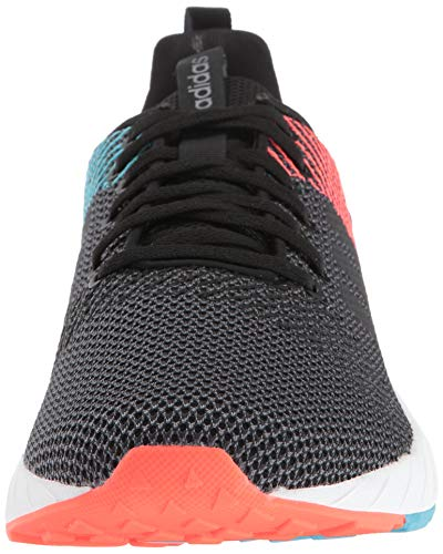 adidas Men's Questar BYD Running Shoe Black/Carbon, 6.5 M US by adidas (Image #4)