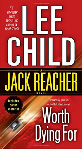 lee childs jack reacher series - 7
