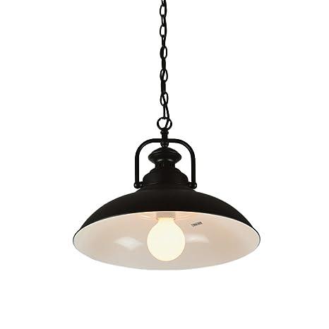 Amazon.com: Lámpara de techo industrial, mklot Ecopower ...