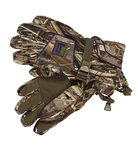 Banded Women's White River Glove - MAX5 - XL by Banded