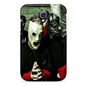 Durable Case For The Galaxy S4- Eco-friendly Retail Packaging(slipknot)