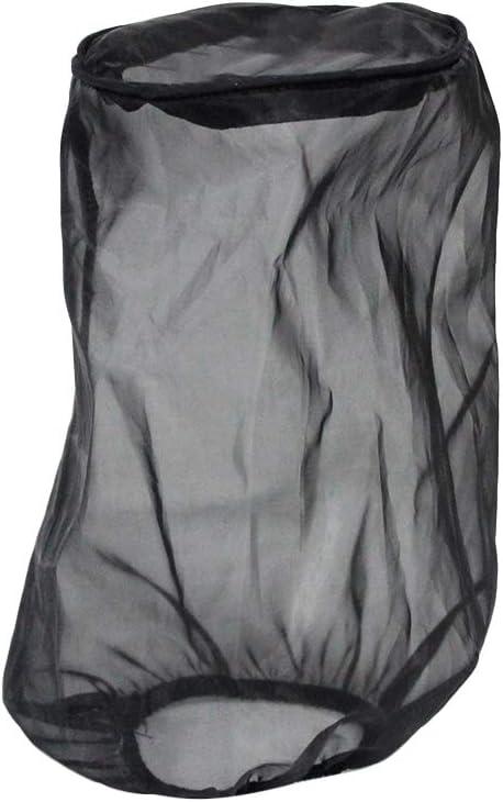 KKmoon Universal-Luftfilter-Schutzh/ülle Wasserdicht /Ölbest/ändig Staubdicht f/ür Luftansaugfilter mit hohem Durchfluss