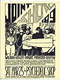 Joint Show 89 Handbill Wilson Kelley Mouse Moscoso