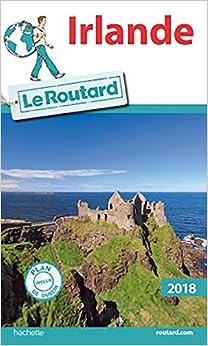 Guide du Routard Irlande 2018