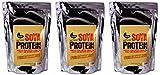 - Pulsin - Soya Protein Isolate Powder | 1000g | BUNDLE by Pulsin' Snacks