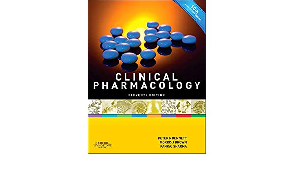 Clinical Pharmacology Bennett Brown Pdf
