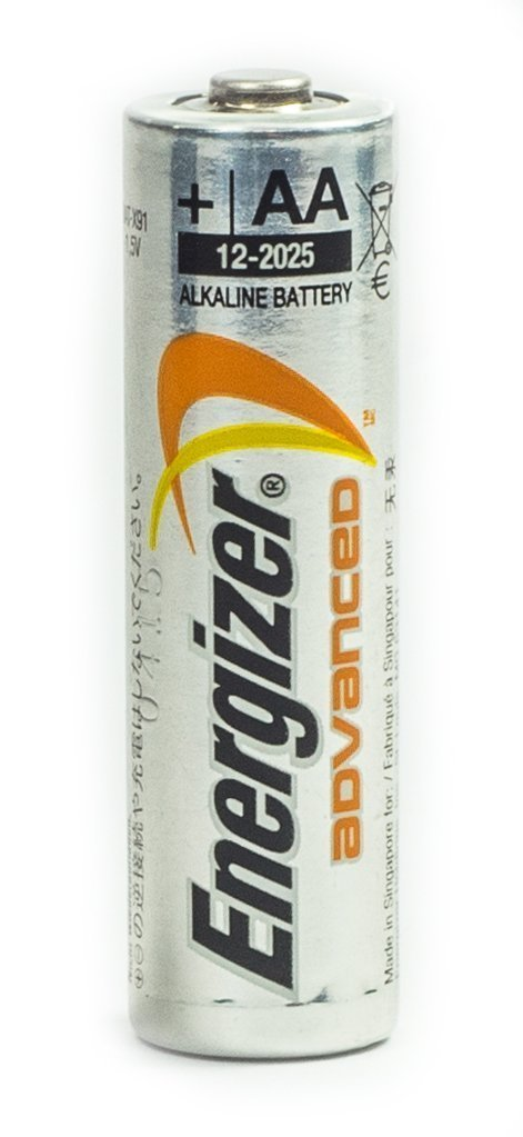 Energizer Advanced AA Alkaline Bulk Battery - 100 Count