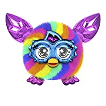 Furby Furblings Creature Plush, Rainbow