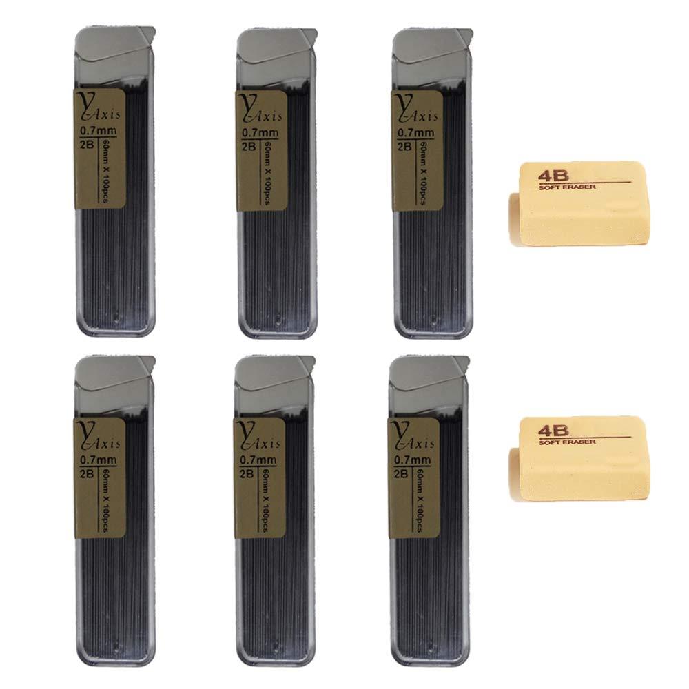 Y-Axis 600 Minas 0.7mm 2B