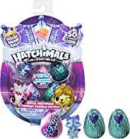 Hatchimals CollEGGtibles, Royal Multipack with 4 Hatchimals and Accessories, for Kids Aged 5 and up (Styles Ma