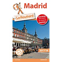 MADRID 2017-2018 + PLAN DE VILLE