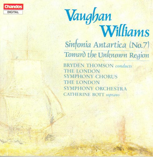 Vaughan Williams: Symphony No. 7 / Toward the Unknown Region