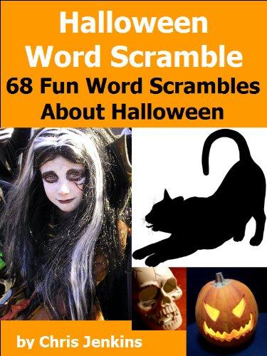 Halloween Word Scrambles ()