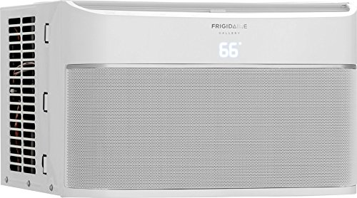 Frigidaire FGRC0844U1 8000 BTU Cool Connect Smart Room Air Conditioner, 8,000 Review