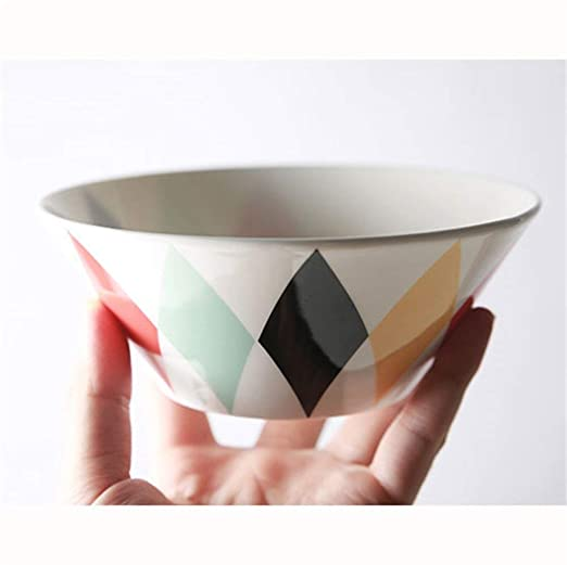 jugu Vajilla/Cocina Creativa New Bone China Ensalada de ...