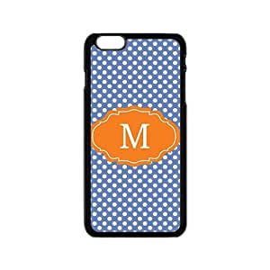 M Blue Dot Creative Cell Phone Case For Iphone 6 wangjiang maoyi by lolosakes