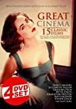 Great Cinema: 15 Classic Films (4 Disc Set)