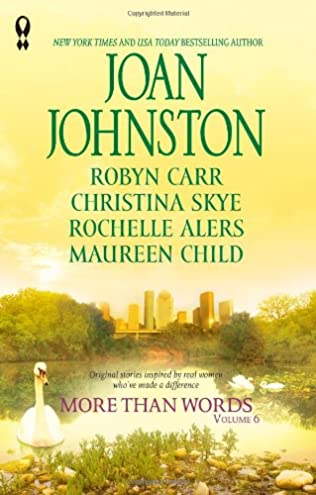 book cover of More Than Words, Volume 6