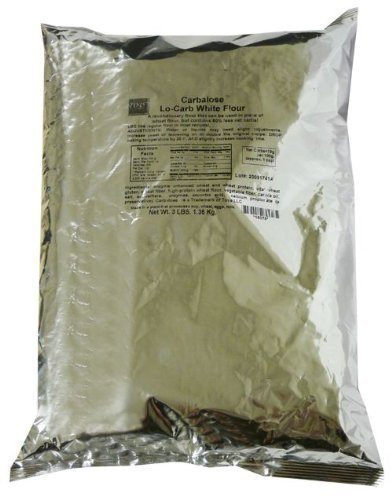 Low Carb Flour - Carbalose Flour, 3 lb. Bag