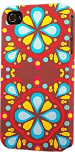 taoyix diy Colorful Hippie Pattern Dimensional Case Fits Apple iPhone 5 or iPhone 5s