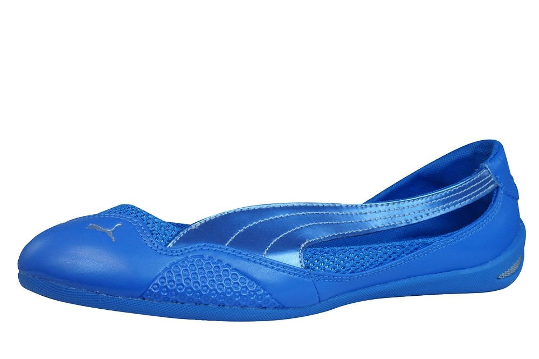 Puma Winning Diva Ball Bling Womens Ballerina Pumps - Shoes -  Blue-Blue-3.5  Amazon.co.uk  Shoes   Bags 1de81e1f6