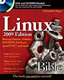 Linux Bible 2009 Edition: Boot up Ubuntu, Fedora, KNOPPIX, Debian, openSUSE, and more